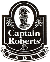 Captain Roberts Table Restaurant and Event Centre
