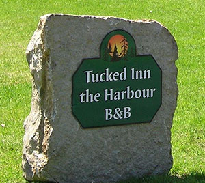 Tucked Inn the Harbour Bed & Breakfast