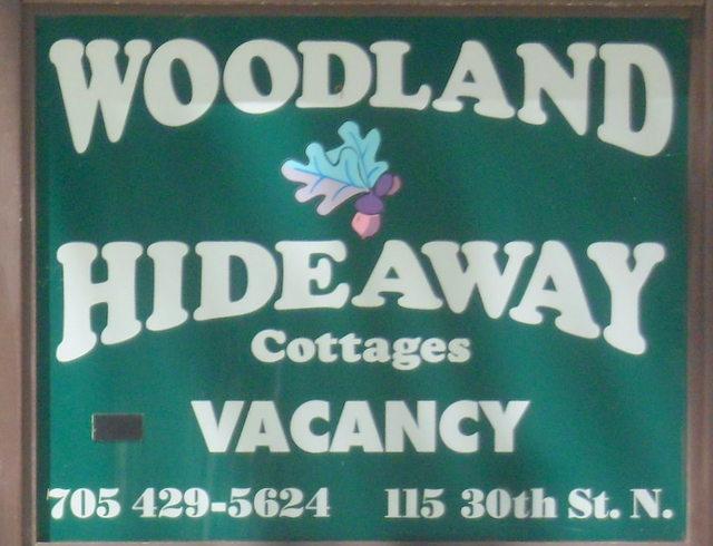 Woodland Hideaway