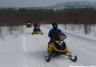 OFSC District 9 - Grey Bruce Snowmobile Trails