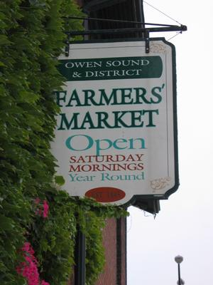 Owen Sound Farmers Market