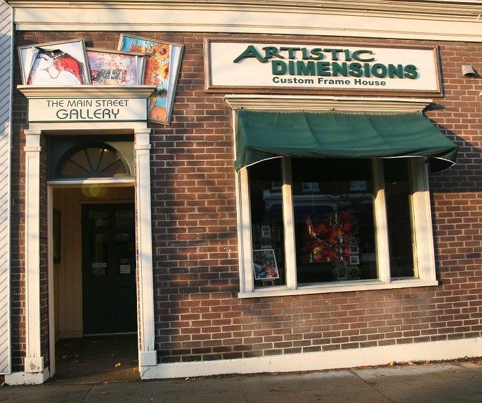 Artistic Dimensions