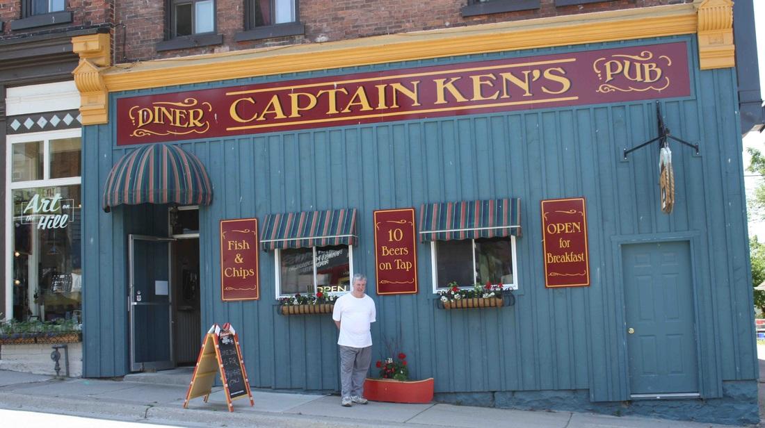 Captain Ken