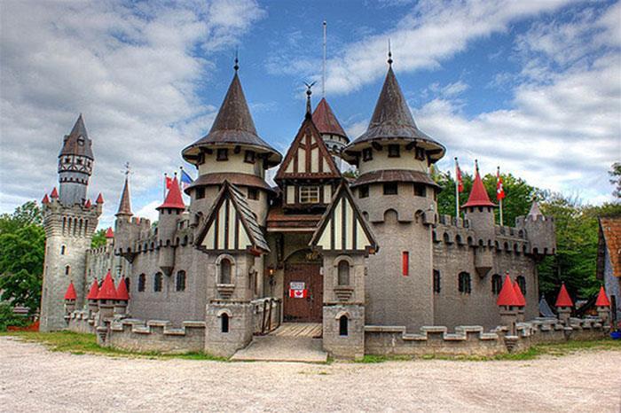 Castle Village & Enchanted Kingdom Park