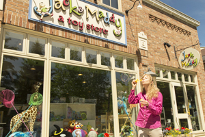 Jack & Maddy - A Toy Store