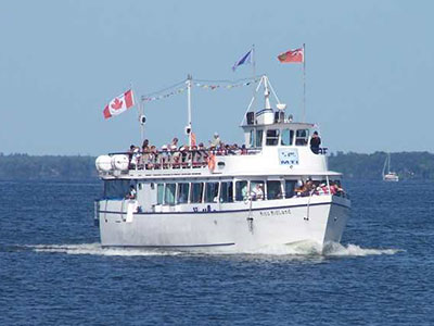 Miss Midland 30,000 Islands Boat Cruises