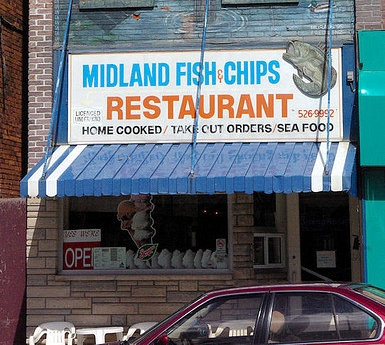 Midland Fish and Chips