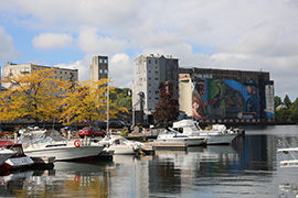 Midland Harbour Town Docks