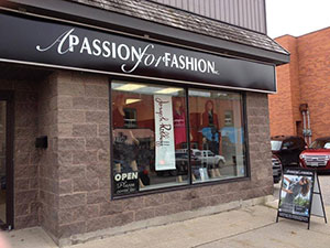 A Passion for Fashion Inc.