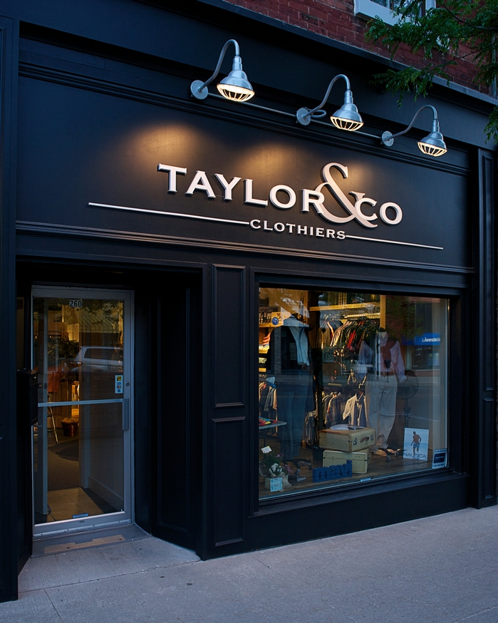 Taylor & Co Clothiers