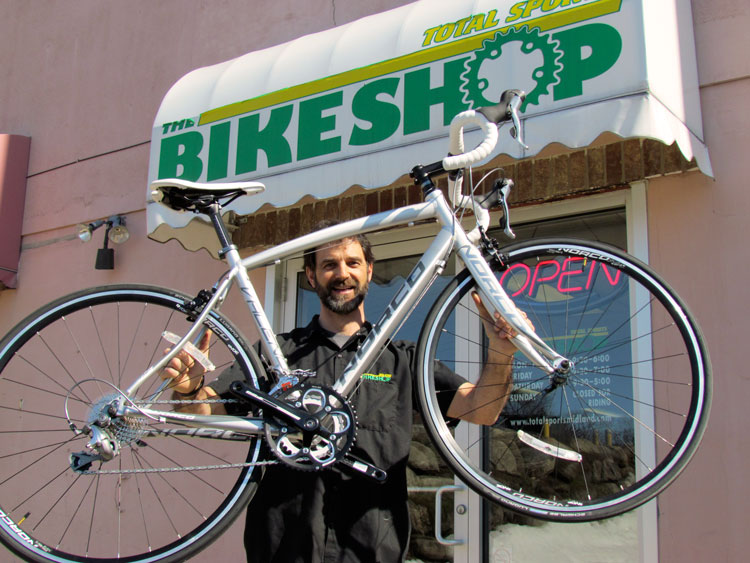 Total Sports The Bike Shop