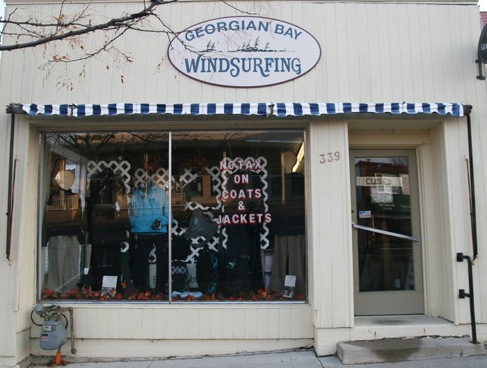 Georgian Bay Windsurfing Shop