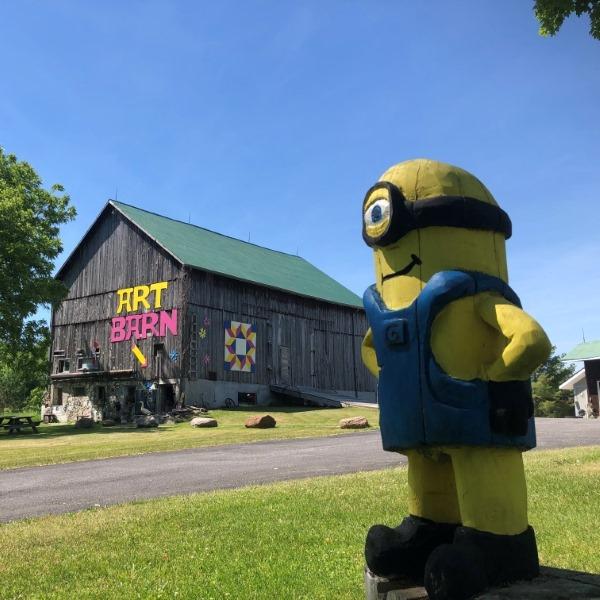 Newton Street Art Barn