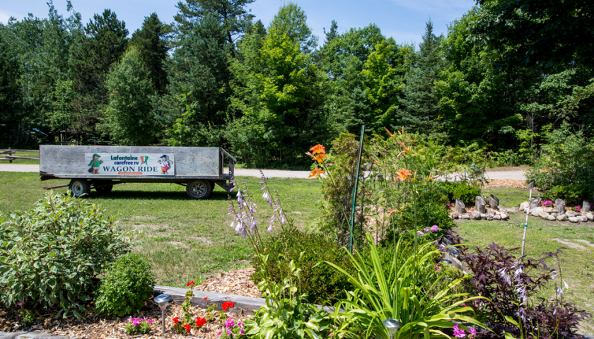 Lafontaine RV Resort & Campground