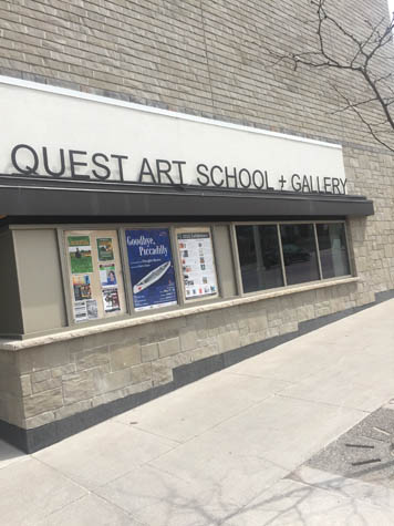 Quest Art School + Gallery