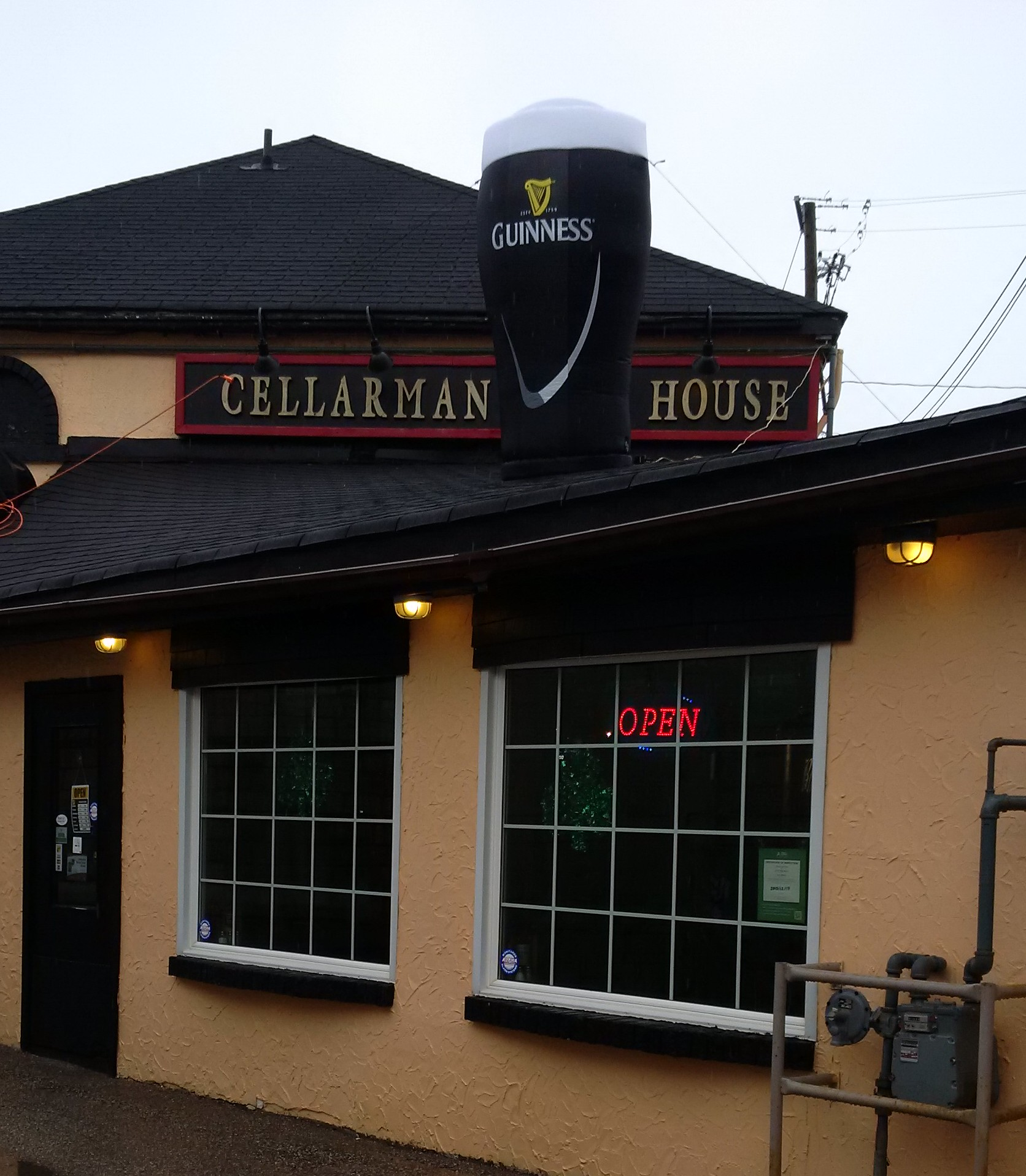 Cellarman