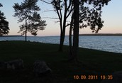A View of Colpoys Bay