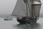 Up close with the Tall Ships
