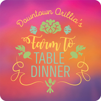 Downtown Farm to Table Dinner