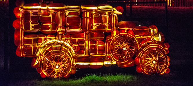 From family fun to creepy craziness: Pumpkinferno at Discovery Harbour