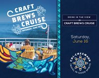 Crafts Brews Cruise
