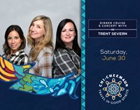 Concert Dinner Cruise with Trent Severn